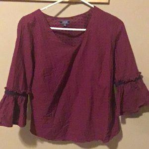 Preppy blouse